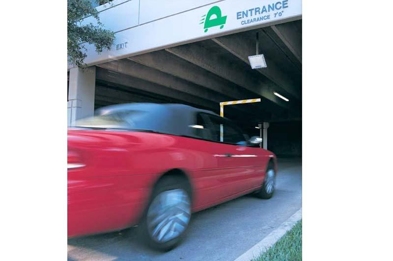 acceso vehicular RFID