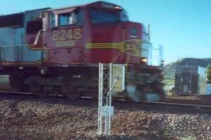 Sistema RFID Rail